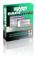 Race Driver Pro software for drivers and teams